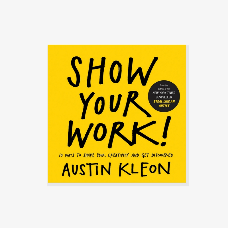 Art Business Books: Show Your Work