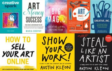 art business books