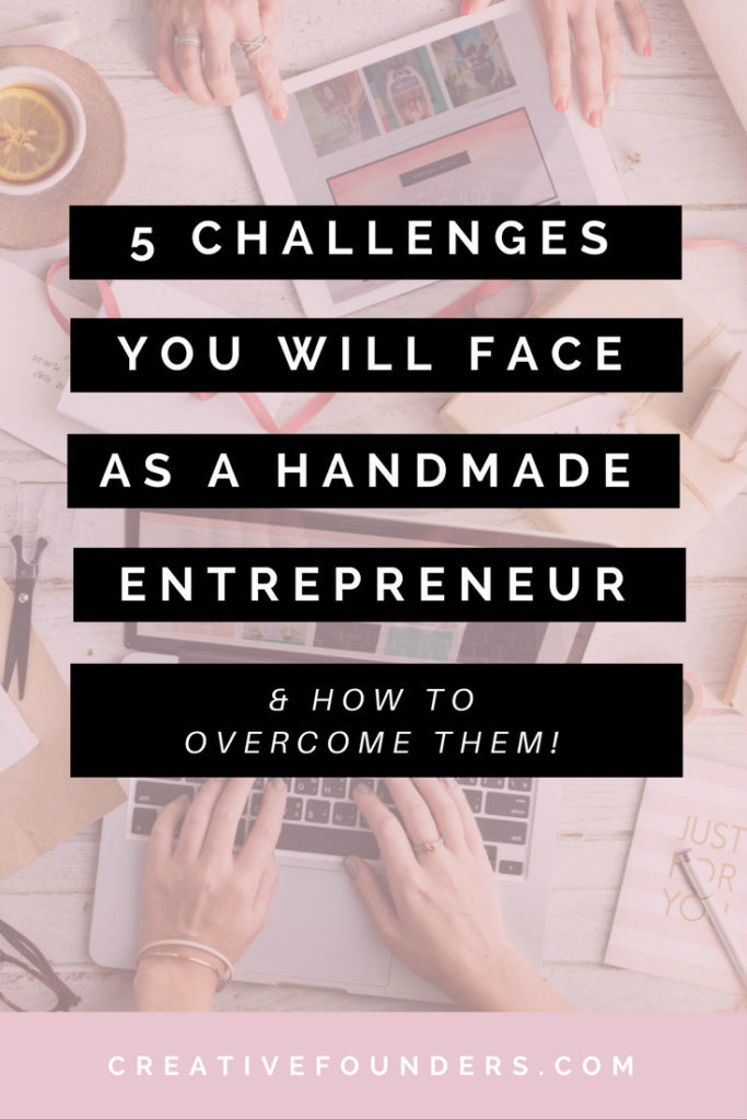 challenges entrepreneurs may face Kara perez — may 6, 2018 twitter  it's one of those business challenges that all entrepreneurs face the best way to deal with it talk to others about it.