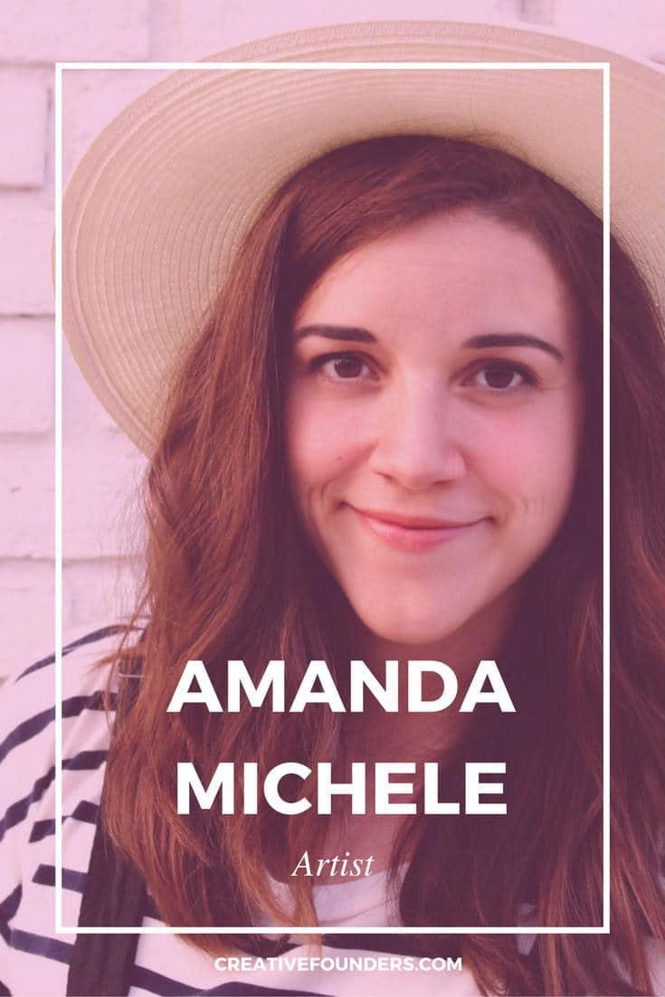 Amanda Michele Artist Interview