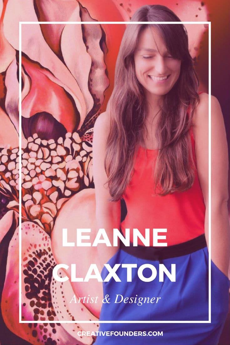 Leanne Claxton Artist Designer
