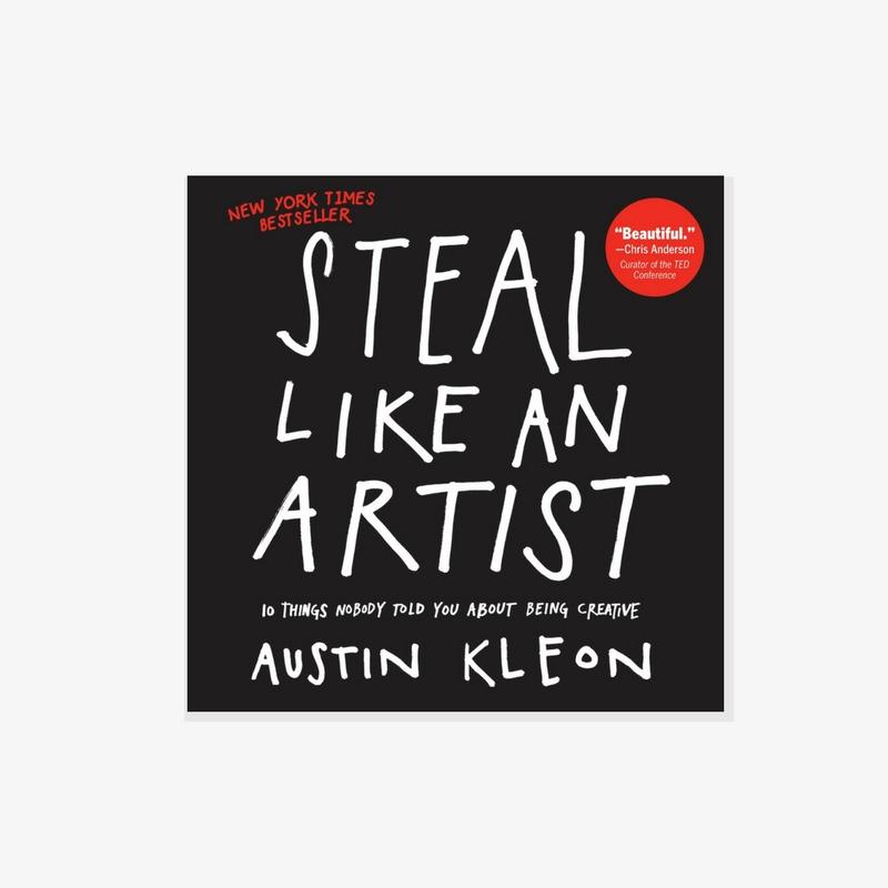 Art Business Books: Steal LIke An Artist