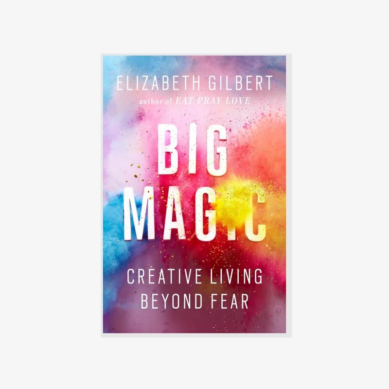 Art Business Books: Big Magic