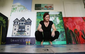 Clare Haxby Artist Interview