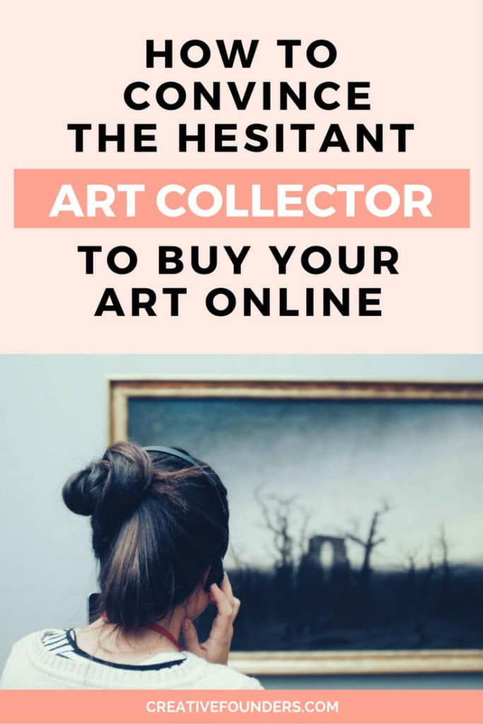 hesitant art collector