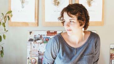 Jessica Craddock Artist market CO