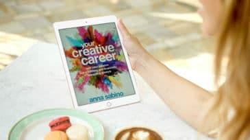 Anna Sabino Author Your Creative Career